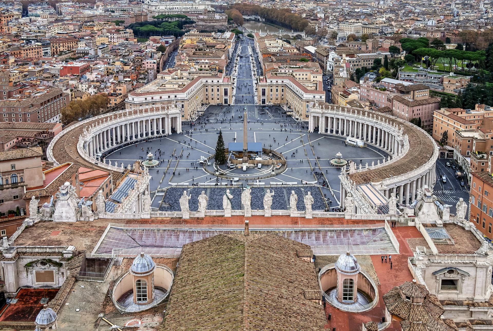 Вид на Рим из Ватикана..jpg