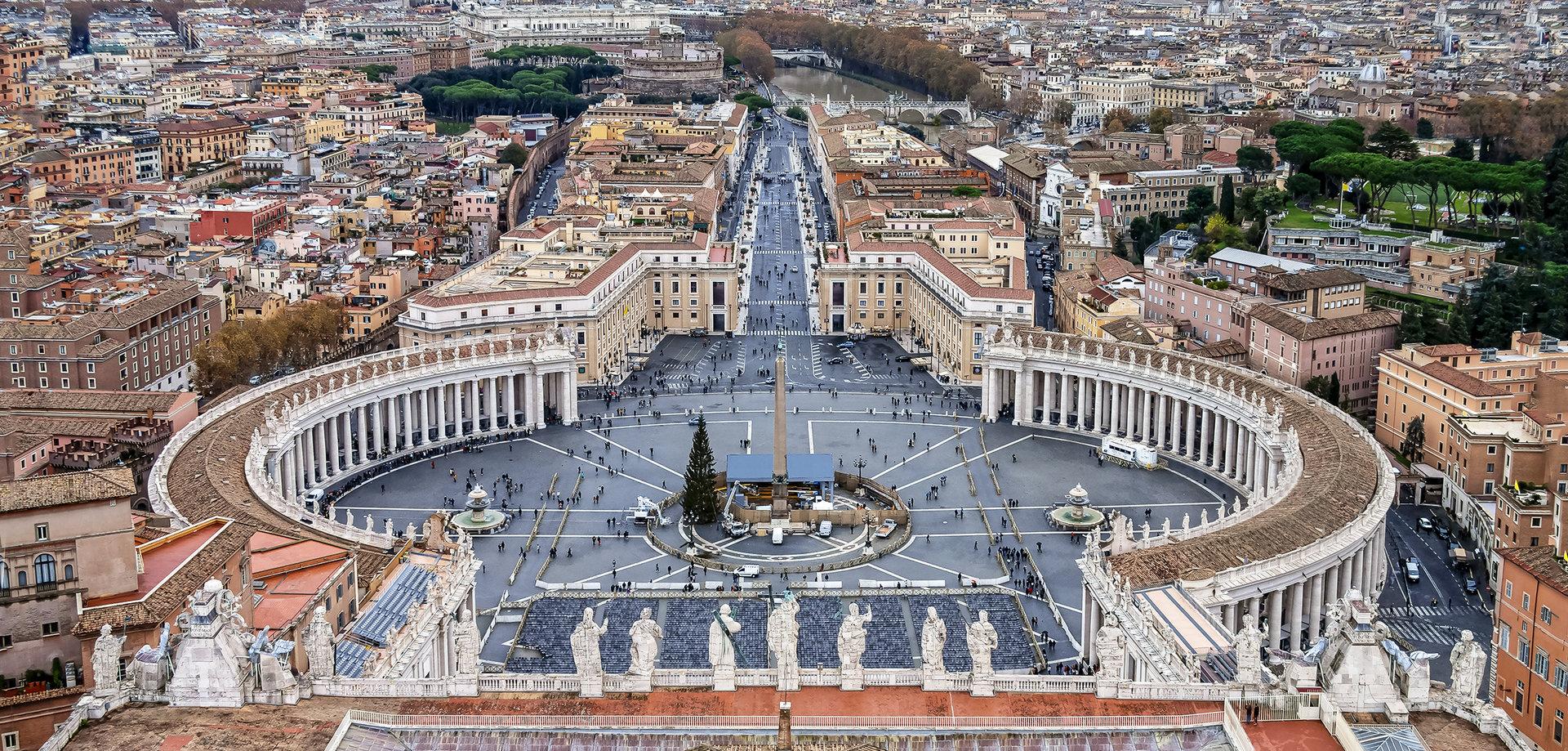 Вид на Рим из Ватикана...jpg